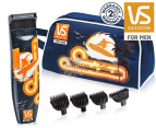 VS Sassoon Retro Face & Body Trimmer Kit for Men 1