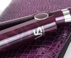 VS Sassoon Ultimate Salon Hair Straightener - Purple 3