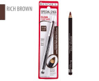 Rimmel Special Eyes Precision Eye Pencil - Rich Brown 1