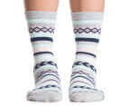 Gallaz Women's Fair Isle Sock 3-Pack 2