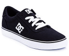DC Men's Gatsby 2 TX Shoe - Black/White 4