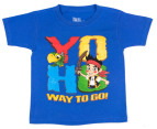 Disney's Jake and the Never Land Pirates T-Shirt - Blue 1