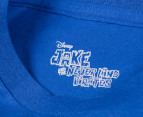 Disney's Jake and the Never Land Pirates T-Shirt - Blue 3