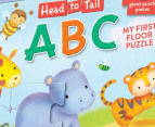 Head to Tail ABC Floor Puzzle 3
