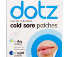 2 x Dotz Cold Sore Patches 14pk 2