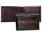 Tommy Hilfiger Ranger Billfold Wallet - Brown  1