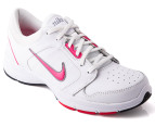 Nike Women's Steady IX - White/Pink 4
