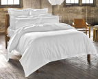 Sheridan Millswyn Queen Quilt Cover Set - White 3