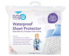 Baby U Waterproof Sheet Protector 4