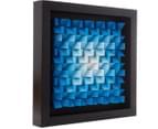 3D Wall Art 40 x 40cm - Blue 5
