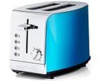 Russell Hobbs Kitchen Metallics 2 Slice Toaster - Blue  1