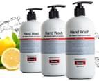 3x Swisse Hand Wash 500mL 1
