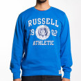 Russell Athletic Men's Sport Crew Sweater - Sport Blue 4