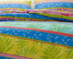 Belmondo Tropical King Quilt Cover Set 2