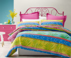 Belmondo Tropical King Quilt Cover Set 4