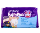 BabyLove Nappy Pants Toddler 26-Pack 2