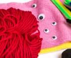 Let's Make Easy Sock Puppets Book & Kit 2