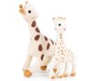 Sophie the Giraffe Plush & Teether Toy Set 1