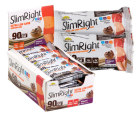 2 x Nature's Way Slim Right Bars Whipped Choc 30g 12pk 4