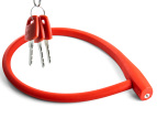 Knog Kransky Cable Bike Lock - Red 1