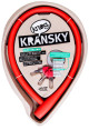 Knog Kransky Cable Bike Lock - Red 5