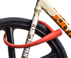 Knog Kransky Cable Bike Lock - Red 3