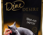 12x Dine Desire Tuna & Salmon For Cats 85g 2