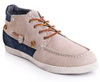 Replay Men's Under Shoes - Ecru 4