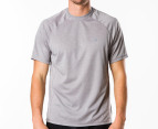 Champion Double Dry Training Tee- Oxford Grey 1