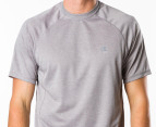 Champion Double Dry Training Tee- Oxford Grey 2