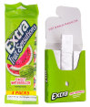 Wrigley's Extra Fruit Sensations Sweet Watermelon Gum 3pk 121.5g 3