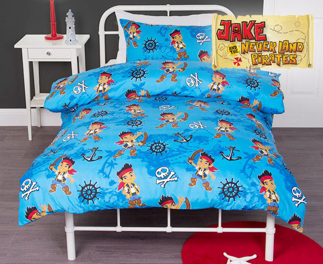 Jake and the neverland pirates for Jake quilted bedding