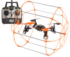 Skywalker 4 Channel 2.4Ghz Quad Copter - Orange 4