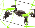 Skywalker 4 Channel 2.4Ghz Quad Copter - Green 2