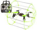 Skywalker 4 Channel 2.4Ghz Quad Copter - Green 4
