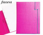 Filofax Apex A4 Document Folder - Pink 1