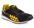 PUMA Men's Faas 300 Jam II - Black Amazon/Yellow 4