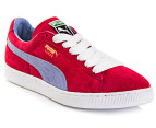 PUMA Men's Suede Classic Eco - Chili Pepper/Forever Blue 1