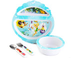 The First Years 4-Piece Feeding Set - Disney TinkerBell 1