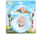 The First Years 4-Piece Feeding Set - Disney TinkerBell 2