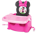 The First Years Feeding Booster Seat - Minnie Mouse 1
