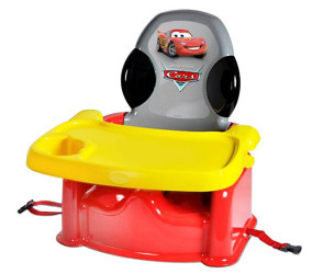 The First Years Feeding Booster Seat - Disney Cars