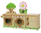 Kids Enchanted Forest Kitchen Set - Natural 1