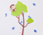 Height Chart Tree Wall Decal 2