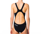 Arena Women's Makinax One Piece Swimsuit - Black 3