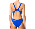 Arena Women's Makinax One Piece Swimsuit - Royal 3