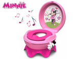 The Minnie Mouse 3-in-1 Potty - Pink 1