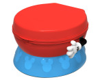 The Mickey Mouse 3-in-1 Potty - Red 4