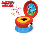 The Mickey Mouse 3-in-1 Potty - Red 1