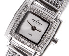 Skagen Women's Square Mesh Watch - Silver Tone 2